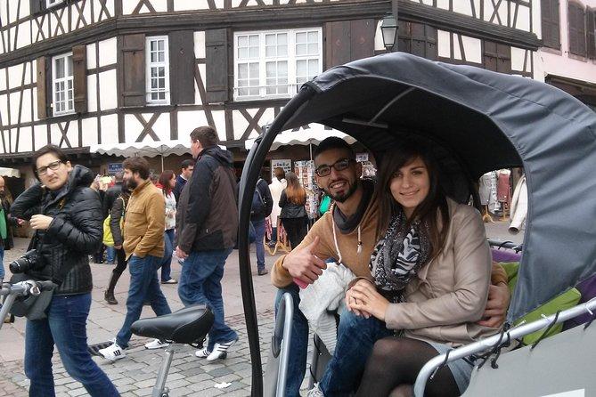 Sightseeing Tour of Strasbourg by Pedicab