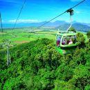 Cairns Shore Excursion: Skyrail Rainforest Cableway, Kuranda and Cairns Aquarium with Lunch