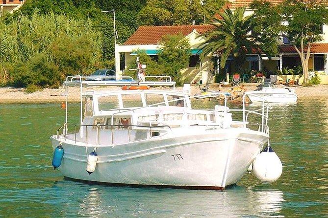 Mljet excursion: (Private) Boat Tour from Peljesac to Mljet
