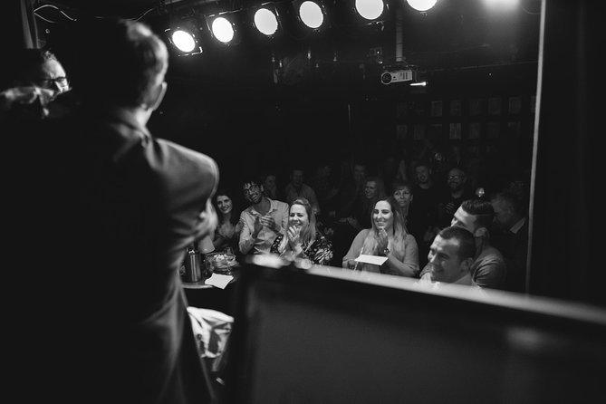 (Saturday) The Late Late Comedy & Magic Show at Smoke & Mirrors in Bristol