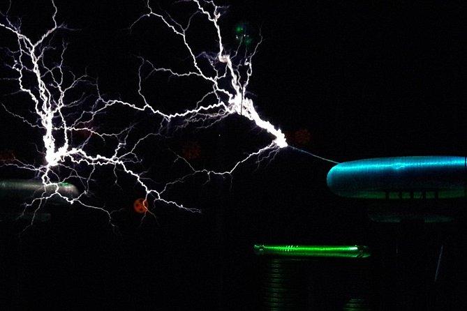 Electrical Museum of Nikola Tesla Admission Ticket