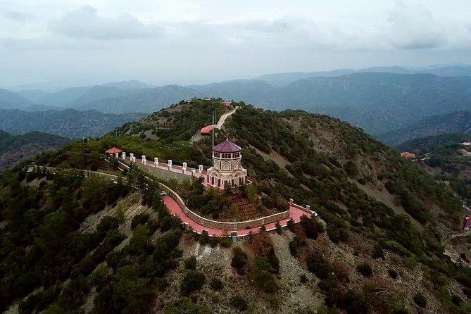 Grand Tour Jeep Safari - Kykkos Monastery (From Limassol)