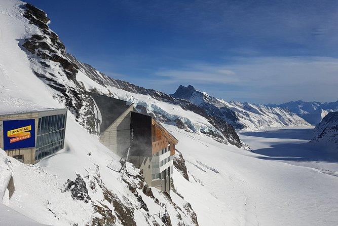 Self-Guided Tour: Jungfraujoch - Top of Europe from Interlaken