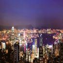 홍콩 백만불 야경투어
