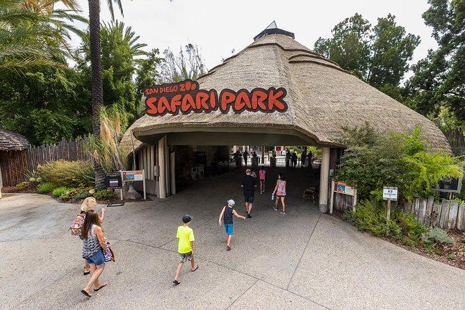 Skip the Line: San Diego Zoo Safari Park Ticket