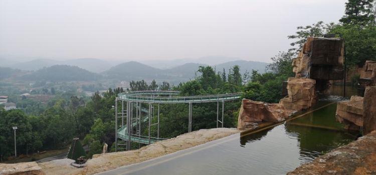 太乙仙山植物園3