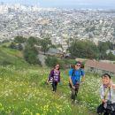 San Francisco Urban Hike: Hills and Hidden Gems