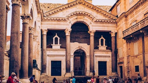 Split Diocletian Palace and UNESCO Trogir Private Tour