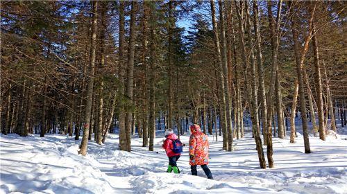 China Snow Valley