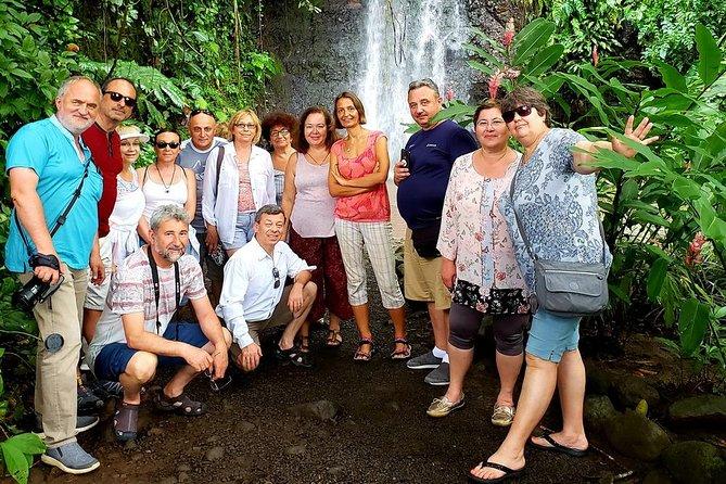 Tahiti wonders in full comfort: Private full day guided tour around Tahiti