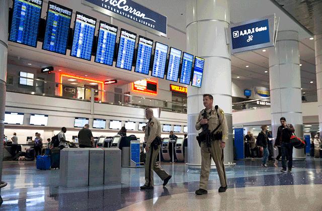 라스베가스 공항 픽업 서비스