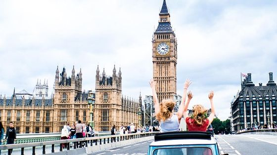 London For Lovers Classic Car Tour