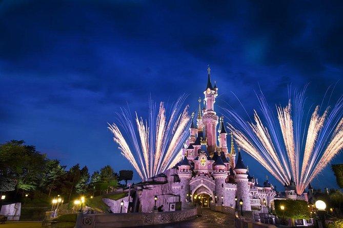 Disneyland Paris Private Transfer - Charles de Gaulle Airport