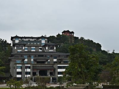 Shenlong Mountain Ba People's Castle