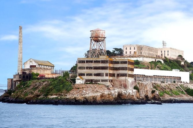 The One Day in San Francisco Tour with Alcatraz