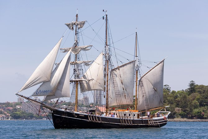 Sydney Harbour Tall Ship Afternoon Discovery Cruise