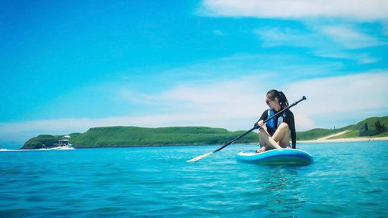 【澎湖水上活動】SUP 立式划槳探險行程