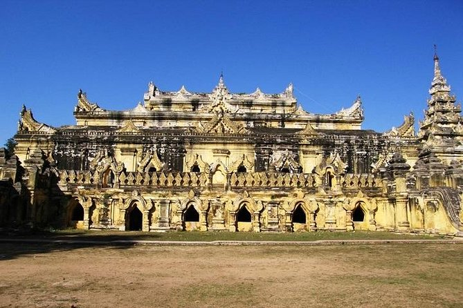 Private Half-Day Ava Tour from Mandalay