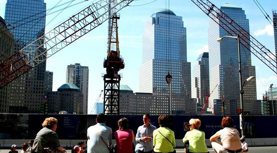 World Trade Center Tour With Optional 911 Museum Ticket