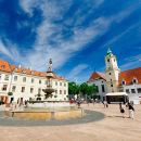 Bratislava Day Trip from Vienna Including Catamaran Cruise