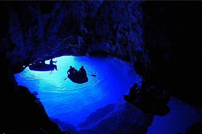 Blue Cave and the Island of Hvar: Small Group Tour by Speedboat