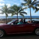 8-Hour Luxury Four Door Convertible Tour of Oahu's South and North Shores