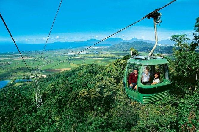 Kuranda Day Trip from Port Douglas with Optional Skyrail Cableway or Scenic Railway