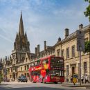 City Sightseeing Oxford Hop-On Hop-Off Bus Tour