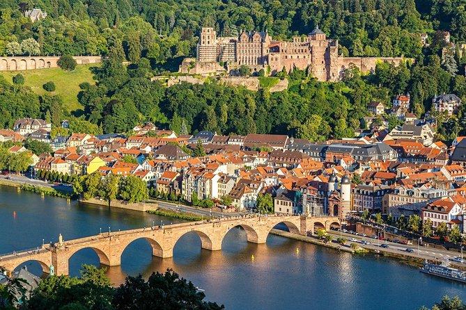 Heidelberg old Town Tour.