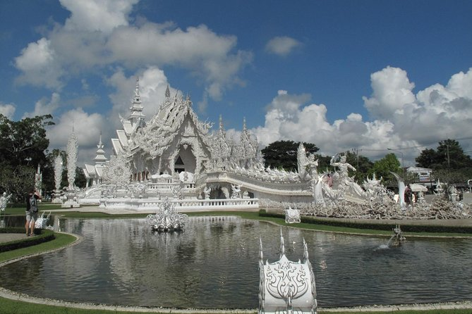 Chiang Rai Day Trip Small-Group from Chiang Mai City with Golden Triangle