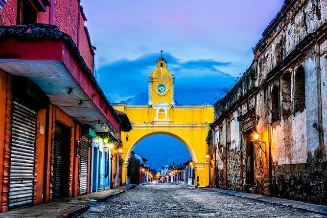 Antigua Guatemala Full Day Tour