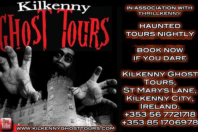 Kilkenny Ghost Walking Tour