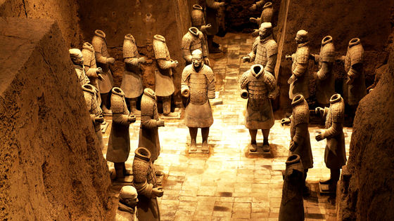 Xi'an Private Day Tour to Terracotta Warriors, City Wall, Great Mosque and Muslim Quarter