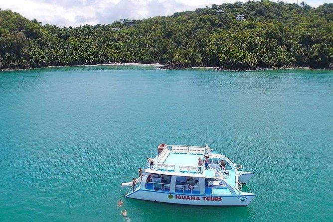 Full day Catamaran Cruises from San Jose to Quepos Manuel Antonio