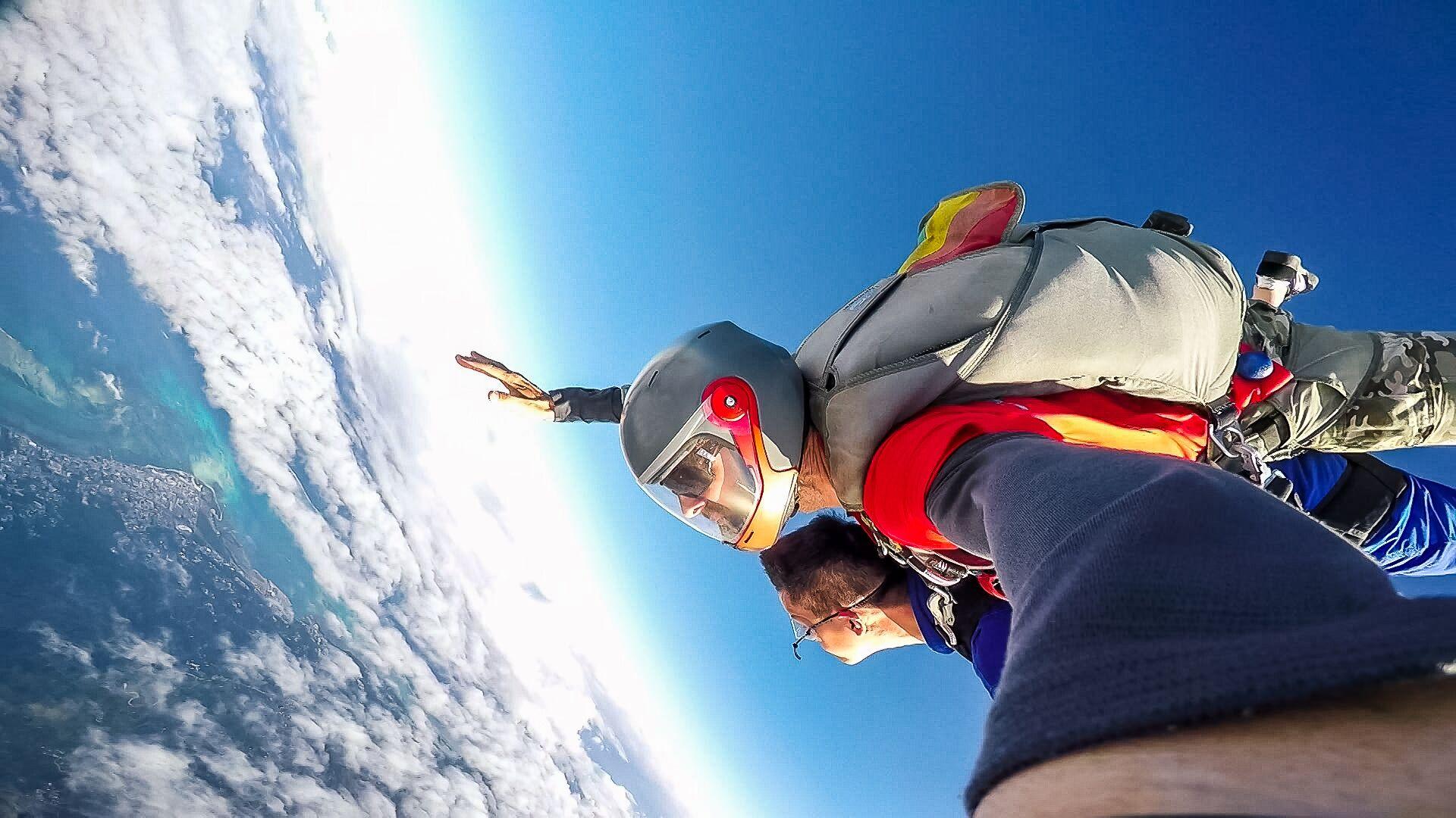 Skydive Guam