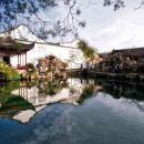 Full-Day Suzhou Classic Gardens All-inclusive Private Tour from Shanghai