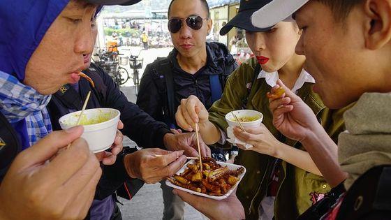 Hong Kong Street Food Experience