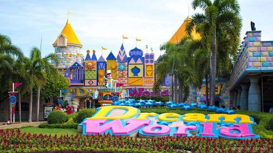 奇趣之旅 | 曼谷夢幻世界門票+玩樂設施