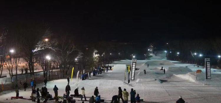 廟香山滑雪場3
