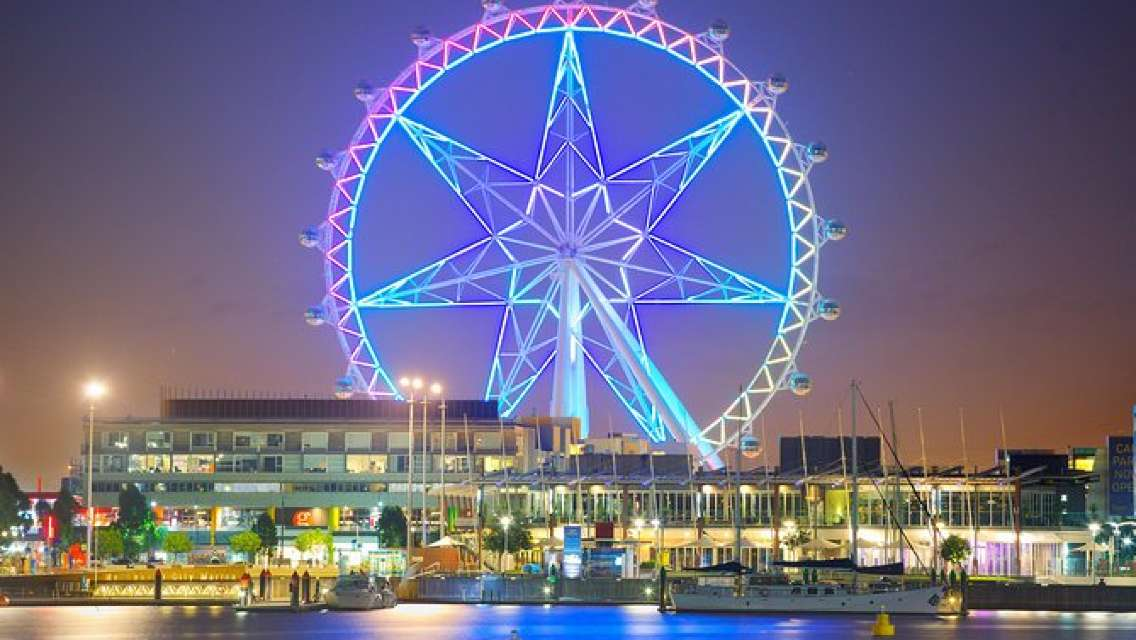 Welcome Back to Melbourne - Melbourne Star