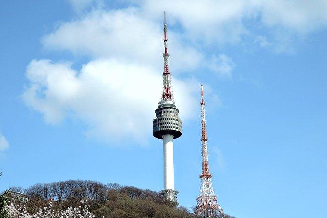 Korean Demilitarized Zone and N Seoul Tower Private Tour