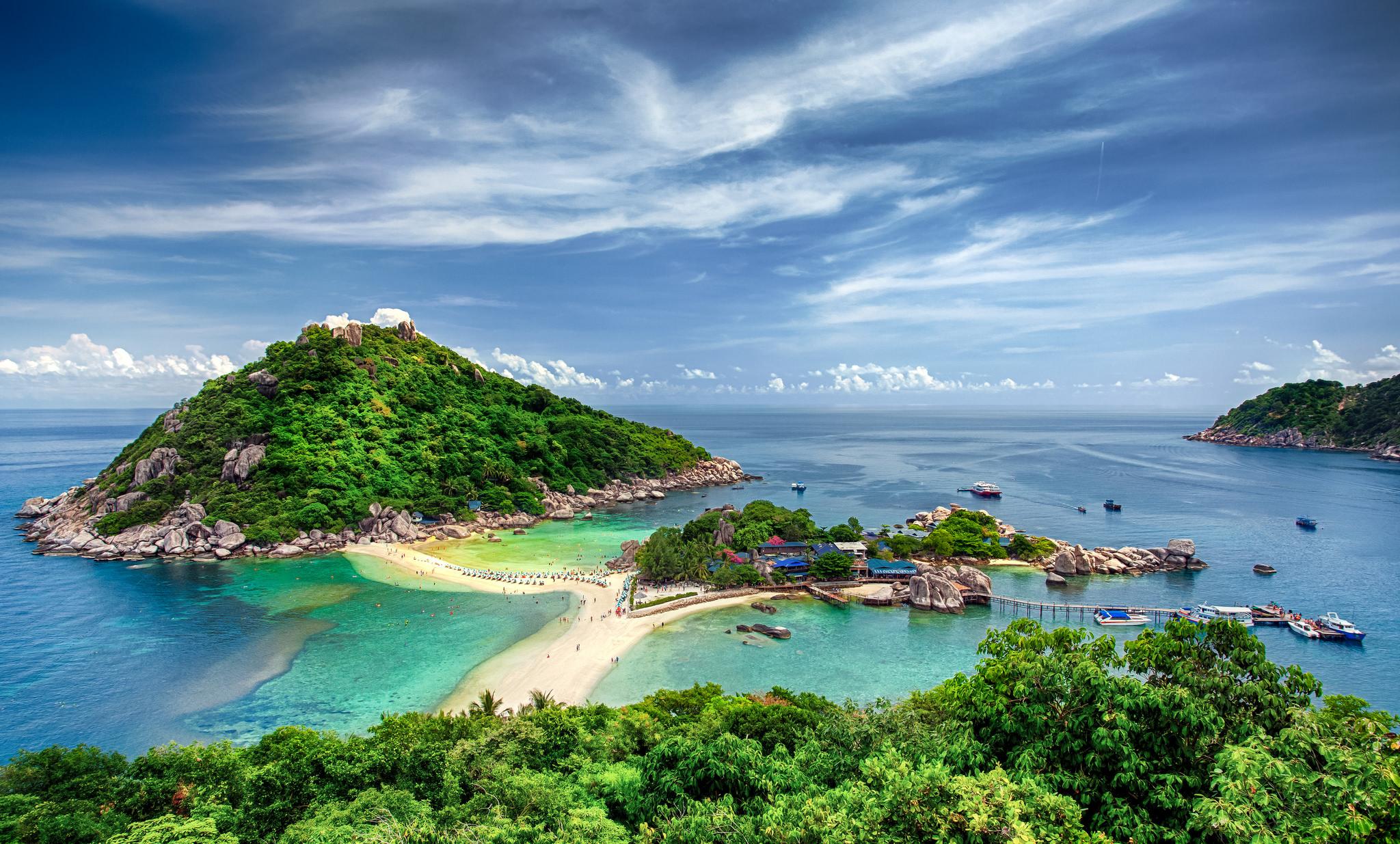 Daily Snorkeling Trip at Koh Nangyuan & Koh Tao
