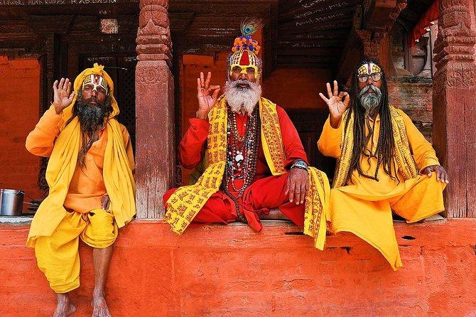 Half-Day Tour to Pashupatinath Temple