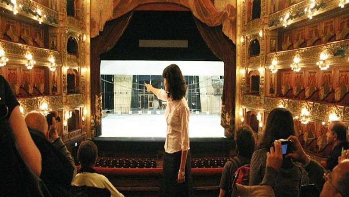 Small-Group City Tour with visit to Teatro Colon in Buenos Aires