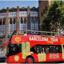 Hop-on Hop-off Barcelona City Tour [Free WIFI]