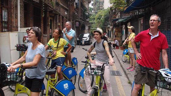 Guided Cycle Tour of Guangzhou
