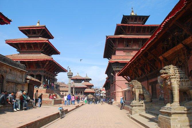 Day tours to Patan Bungamati and Khokana