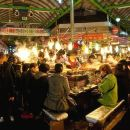Private K-Food Walking Tour Including Visit to Dongdaemun District