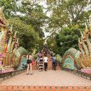 Half-Day Private Tour Wat Phra That Doi Suthep and Temples of Chiang Mai