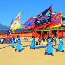 5 Directional Colors of Seoul: Gyeongbok Palace and Mountains by Insights Korea